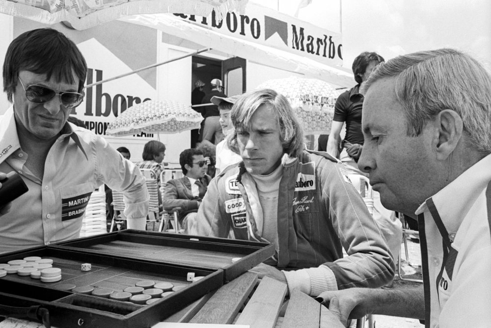 Formula One World Championship, Rd5, Spanish Grand Prix, Jarama, Spain, 8 May 1977.